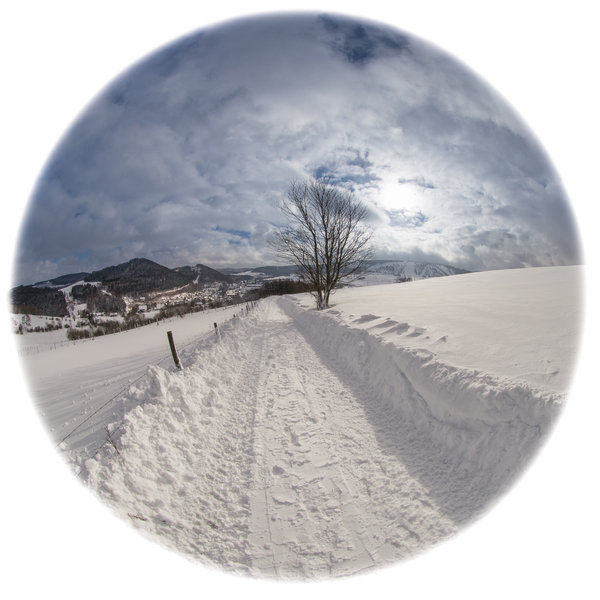 winter, winterlandschaft, willingen, willingen-landschaft, fisheye, fisheye-landschaft