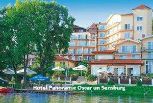 Hotel Panoramic Oscar in Sensburg