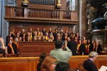 ThoMoRo Voices im Petersdom in Rom 2008
