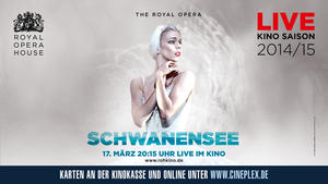 LIVE AUS DEM ROYAL OPERA HOUSE LONDON: SCHWANENSEE