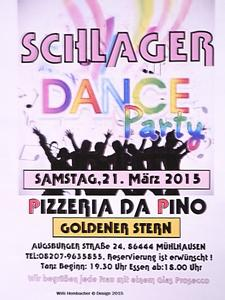 Schlager, Dance, Party