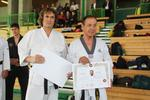 Wilfried S. und Max Kanz 8. Dan Taekwon-Do
