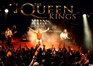 QUEEN Tribute Band 'The Queen Kings' kommt nach Burgau