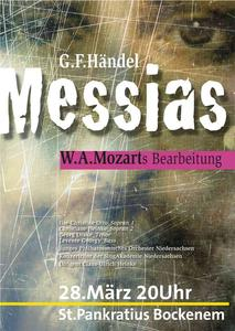Händel - MESSIAS - Mozart