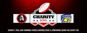 American Football Charity Bowl am 11. April 2015