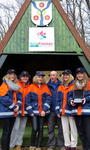 'Deisterhütten-Team 2015' der Naturfreunde Springe:  '... and the winner is': JF Linderte !!!