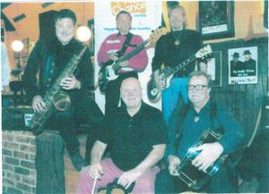 Seventies Band 'Let's Rock Ladies and Gentlemen!' bei 'Pasta e Musica'