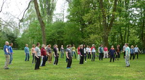 Welt Tai-Chi und Qi-Gong Tag in Springe