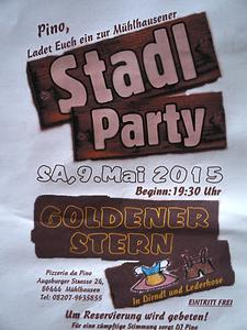 Mühlhausener Stadl Party