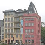 Hotel Deutscher Kaiser in Koblenz.