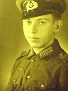 Altes Foto:: Mein Papa in Uniform