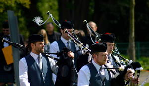 The 17th Highland Gathering im Peiner Stadtpark 2015