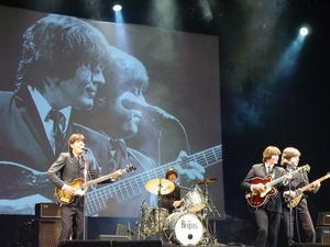 All You Need Is Love!  Das Beatles-Musical wieder in Ulm im Congress Centrum am kommenden Samstag