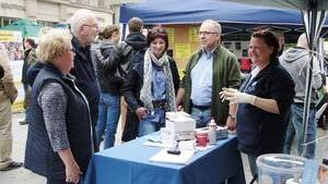 Selbsthilfetag in Hannover