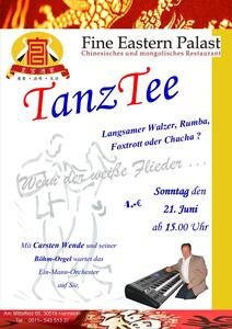 TanzTee in Hannover-Mittelfeld