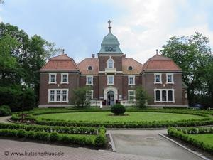 Sielhof in Neuharlingersiel