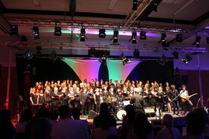 Kammerchor Friedberg meets Rockchor Speyer