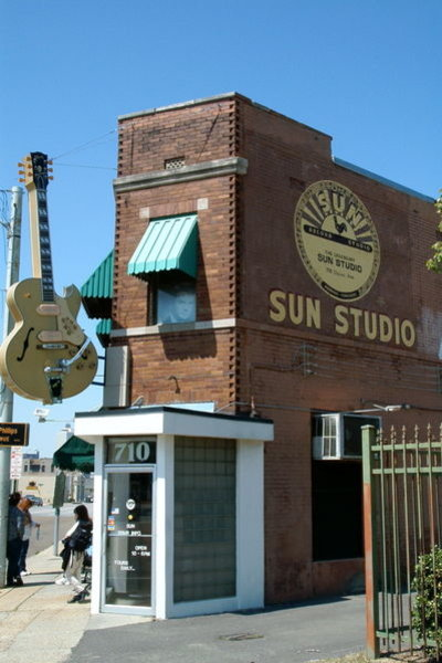MEMPHIS, TENNESSEE - DIE WIEGE DES ROCK AND ROLL