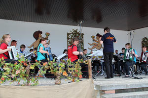 'Power of Harmony on Tour' Musikschule Fröhlich.