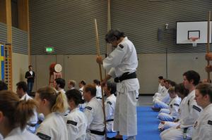 Internationales Shorinji Kempo Training Camp in Königsbrunn