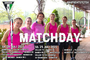 matchday | Burgdorf | Tennis