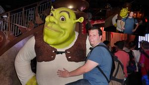 Ohhh Shrek - mein Sohn !!! / September 2009