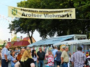 Bad Arolser Viehmarkt 4. Tag.