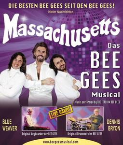MASSACHUSETTS - Das BEE GEES Musical (Music Performed by THE ITALIAN BEE GEES)