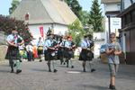 Drum & Pipe Band Targe of Gordon aus Fulda.