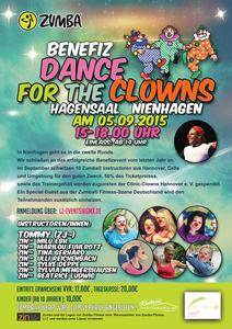 Dance for the Clowns - Benefizevents
