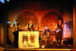 The Sound of the Sixties mit  GET BACK aus Ehingen