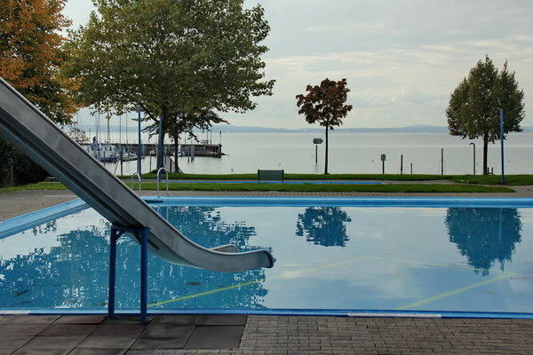 bodensee, schwimmbad