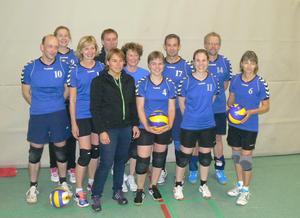 Barsinghäuser Volleyballer Hobby Mixed wieder am Start