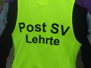 Post SV Lehrte - Winterserie 2015/2016
