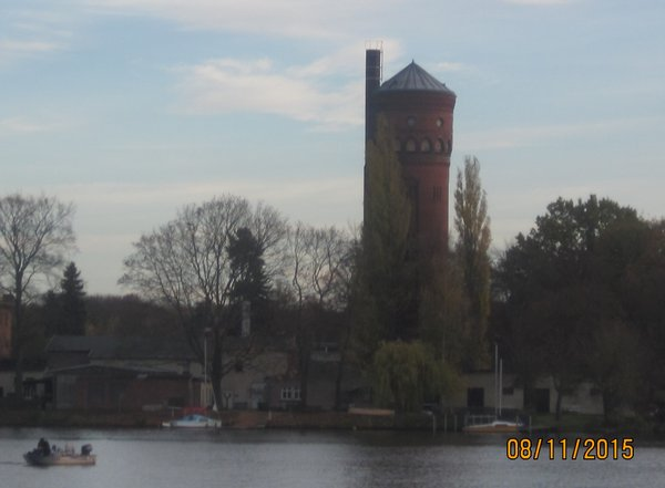 wasserturm, hermannswerder