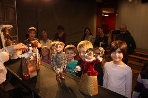 Moussong Theater zu Besuch im Jugendkulturhaus Stereoton