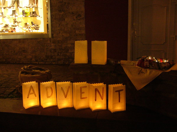 advent, altstadt, adventszeit, lichter, altstadt-bad-wildungen