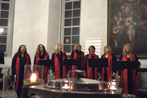 Gospelkonzert THE LORD'S PRAYERS in Edemissen