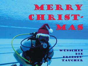 Merry Christmas and keep on diving.