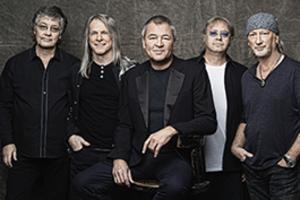 Deep Purple & Special Guest am 19.07.2016 auf Tollwood