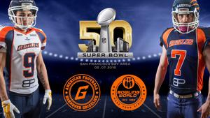 Super Bowl – Hannover Grizzlies with Friends