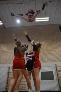 Cheerleader in Diedorf: Die Flying Cheetahs