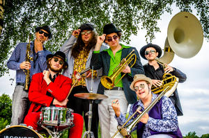 Brazzo Brazzone & The World Brass Ensemble