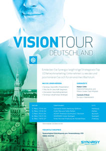 Synergy Vision Tour März 2016
