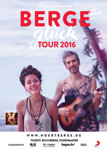Berge live! - Deutschsprachiger Singer-Songwriter Pop | Konzert | Musik