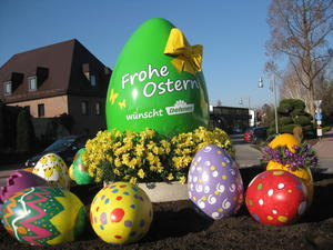 ,,Frohe Ostern!'