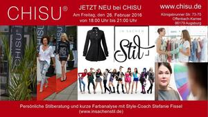 Personal-Styling-Event in Haunstetten mit CHISU & In Sachen Stil