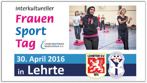 Interkultureller Frauensporttag in Lehrte 2016
