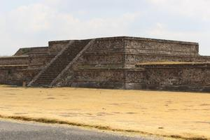 Teotihuacán - Impressionen