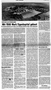 Oberhessische Presse vom 04. July 1969